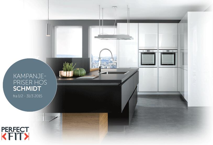 Perfect fit: innredning tilpasset til ditt hjem   schmidt kjøkken