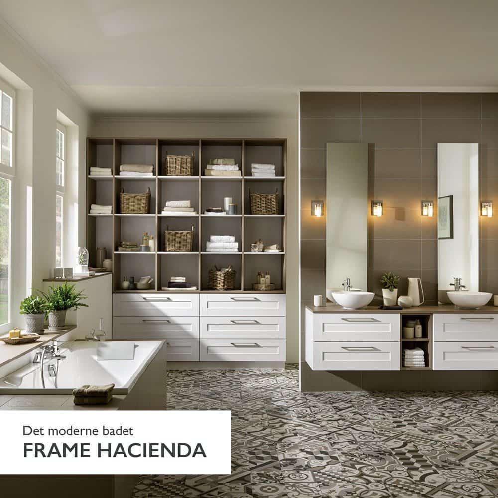 bad innredning og inspirasjon til baderom schmidt bad. Black Bedroom Furniture Sets. Home Design Ideas