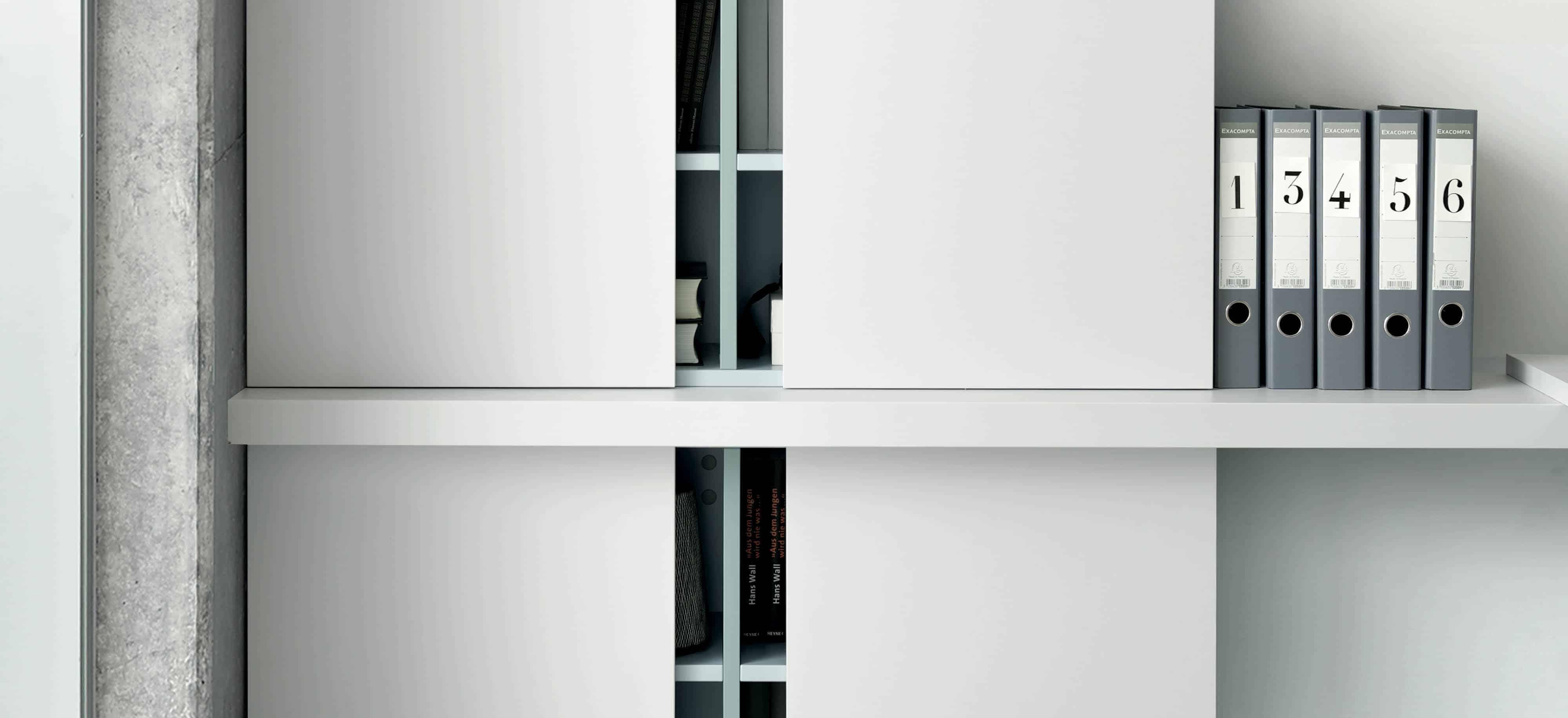 Herlig Innredning av hjemmekontor | Schmidt Kjøkken, bad & Interiør HQ-27