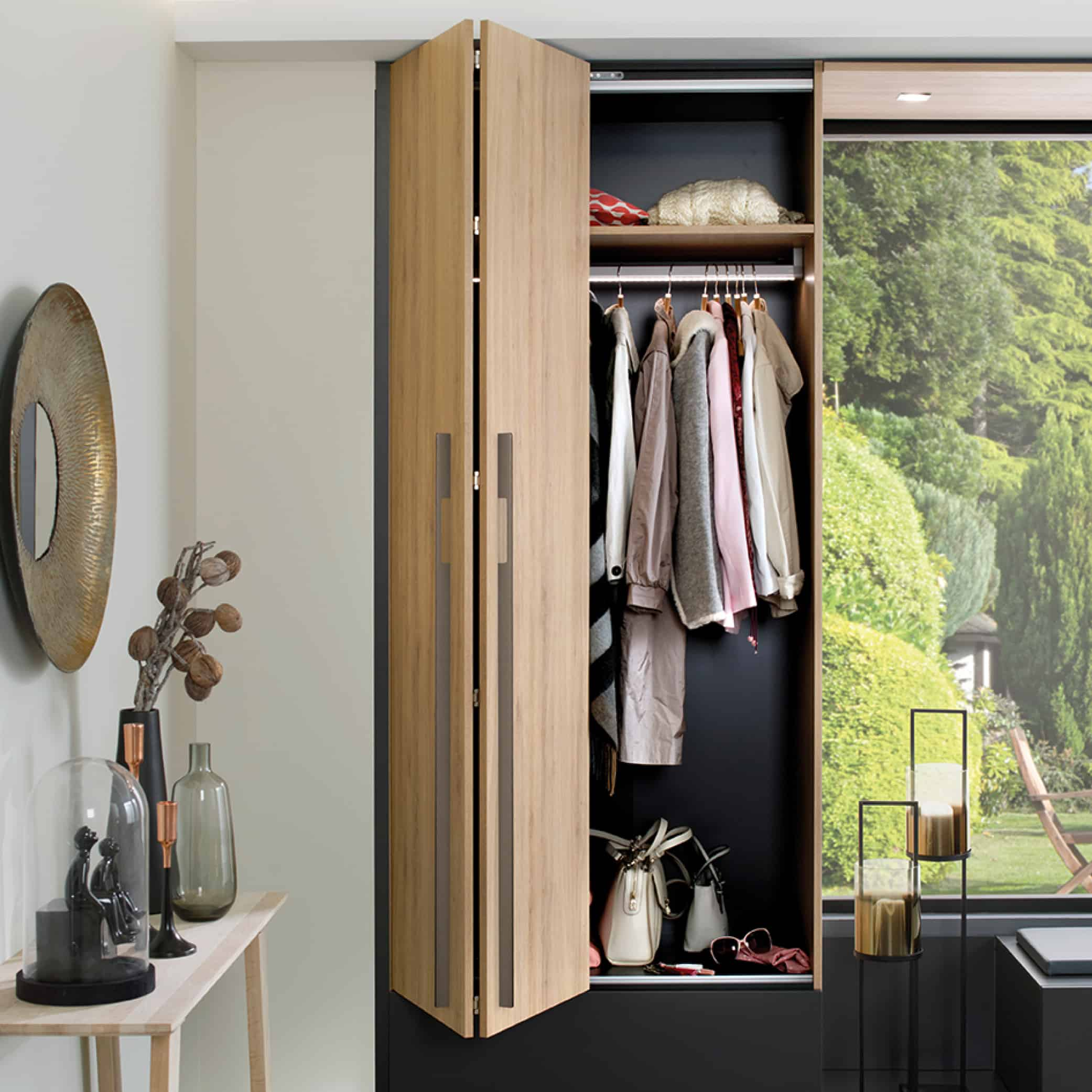 Kjempebra Garderobe og entré innredning til hjemmet ditt | Schmidt Kjøkken SK-84
