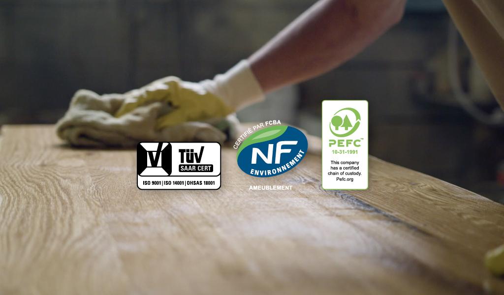 Bærekraftig kjøkken produksjon