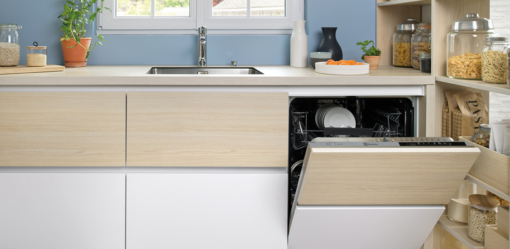Kjøkkenbenk i laminat