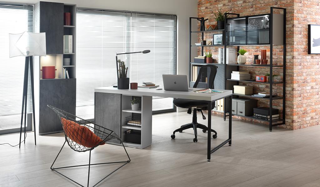 Møbler til hjemmekontoret ditt